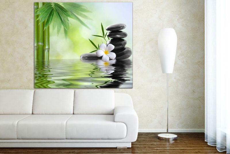 Obrazy na stenu feng shui
