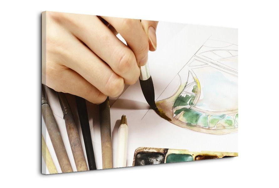 Obraz Kresba Zs426 Umelecke Obrazy Na Stenu S Roznymi Motivami