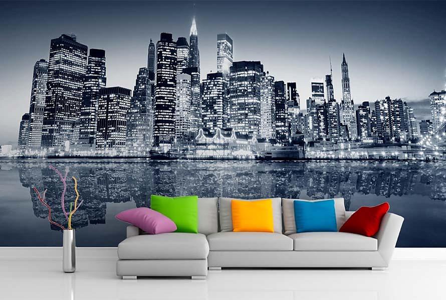 Fototapety latexové architektúra a mestá