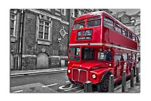 Obraz London Red Bus zs24711
