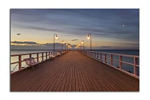 Obraz Wooden Pier by the sea zs24846