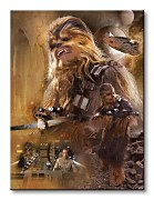Star Wars Episode VII (Chewbacca Art) - obraz WDC99351