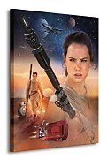 Star Wars Episode VII (Rey Art) - obraz WDC99348