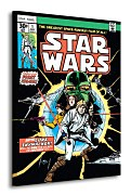 Star Wars Enter Luke Skywalker Cover - obraz WDC99303