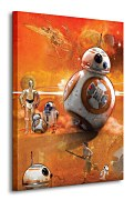 Obraz Star Wars Episode VII (BB-8 Art)  WDC99353