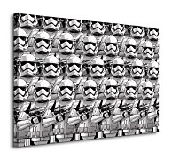 Star Wars Episode VII (Stormtrooper Pencil Art) - obraz WDC99330