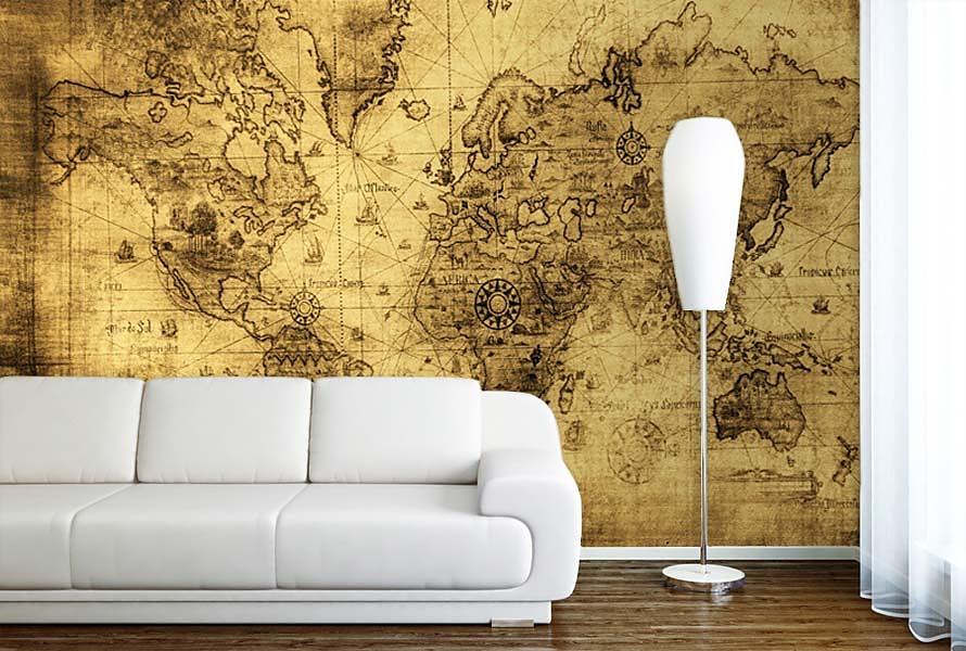 fototapeta mapa sveta Fototapeta Mapa sveta 57   vinylová | Fototapety Mapy Sveta  fototapeta mapa sveta