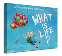 Adventure Time - What is Life? - Obraz WDC92128