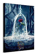 Beauty And The Beast Movie (Enchanted Rose)  - obraz WDC99974