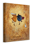 Carrying On Regardless - obraz Sam Toft WDC92694