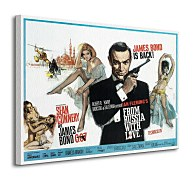 James Bond (From Russia With Love - Painting) - Obraz WDC90105