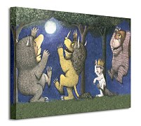 Let the Wild Rumpus Start - Obraz WDC44060