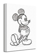 Mickey Mouse (Sketched - Single) - Obraz WDC92280