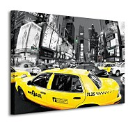 Rush Hour Times Square (Yellow Cabs) - Obraz WDC90068