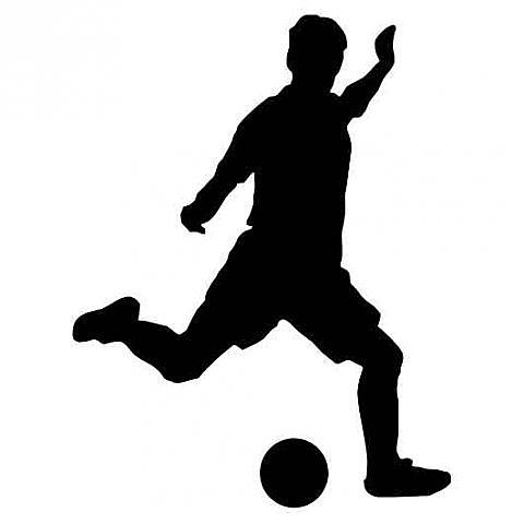 u0160abl u00f3na na stenu futbalista sx12  u0160portov u00e9  u0161abl u00f3ny na clipart soccer ball with face clip art soccer ball and cleats