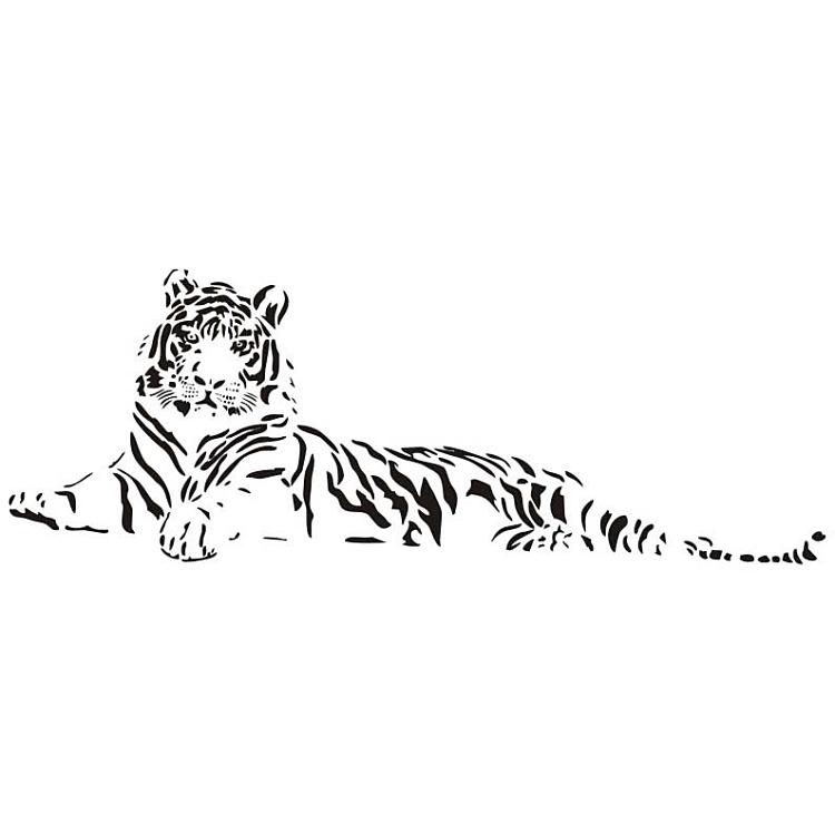 Šablóny na maľovanie zvieratá