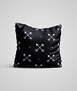 Šablóna Arrows Pillow STV022