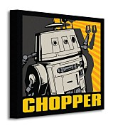 Star Wars Rebels (Chopper) - obraz WDC91239