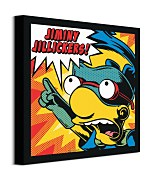 The Simpsons Jiminy Jillickers - obraz WDC101088