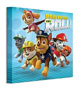 Paw Patrol On A Roll - obraz WDC91374