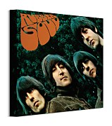 Foto obraz na plátne The Beatles Rubber Soul WDC91424