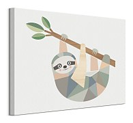 Little Design Haus obraz Sloth WDC94859