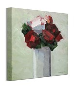 Red Bouquet - obraz WDC95786