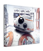 Star Wars: The Last Jedi (BB-8 Peek) - obraz WDC95948
