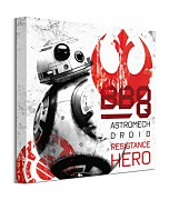 Star Wars: The Last Jedi (BB-8 Resistance Hero) - obraz WDC95949