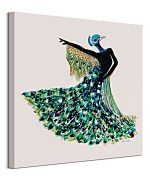 Peacock Dancer - obraz WDC97142
