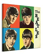 Art pop The Beatles Colours - obraz WDC98263