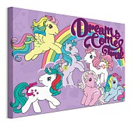 My Little Pony Retro Pony Friends - obraz WDC99916