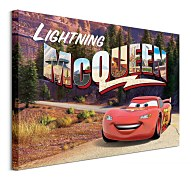 Cars Lightning Mcqueen Mountain Drive - obraz WDC99919