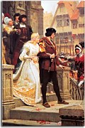 Edmund Blair Leighton obrazy - Call to Arms  zs10214