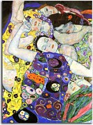 Klimt reprodukcie - The Virgin zs10261