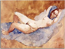 Picasso - Reclining Nude  zs10336