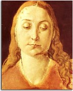 Head of a Woman zs16535