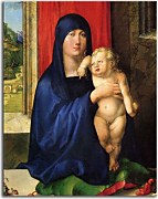 Madonna and Child Obraz zs16551