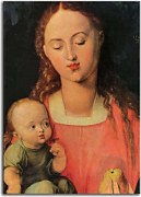 Maria with child Obraz zs16555