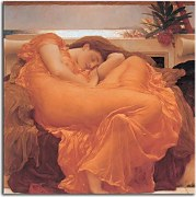 Flaming June - Frederic Leighton Obraz zs16711