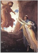 Return of Persephone - Reprodukcia Frederic Leighton zs16727