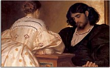 Reprodukcia Frederic Leighton - The Golden Hours zs16738