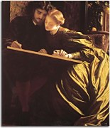Reprodukcia Frederic Leighton - The Painter's Honeymoon zs16739