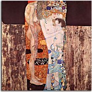 The Three Ages of Woman Obraz Klimt zs16811