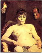 The big Maria, Venus Mintmartre Obraz zs16866