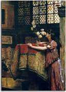 Reprodukcie Lawrence Alma-Tadema - In My Studio zs16970