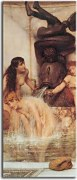 Obrazy Lawrence Alma-Tadema - Strigils and Sponges zs16985