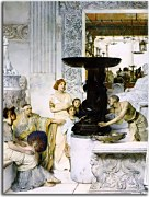 Obraz Lawrence Alma-Tadema The Sculpture Gallery zs16990