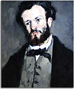 Reprodukcie Cézanne - Portrait of Anthony Valabregue zs17030