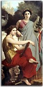 William-Adolphe Bouguereau - Art and Literature zs17323